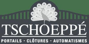 logo fabricant de portail alu Tschoeppé