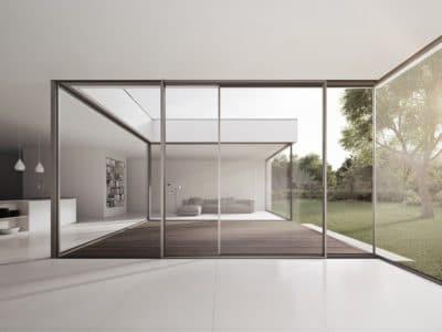 baie minimaliste Cero, par Solarlux
